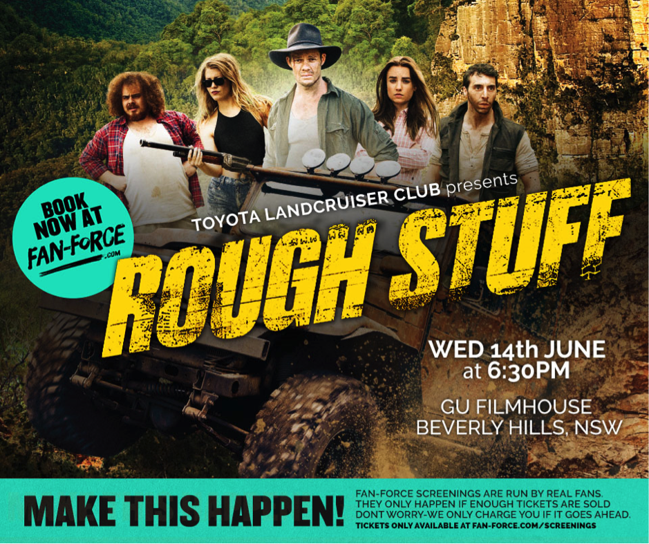 TLCC Invites You to a Special Screening of Rough Stuff the Movie