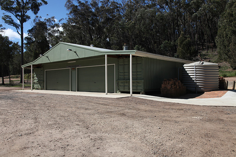 Willowglen Shed