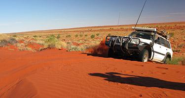 4wd club trips across australia
