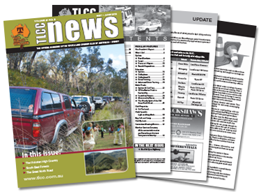 bi-monthly 4wd membership magazine