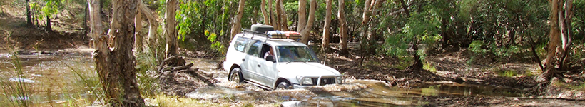 upcoming 4wd club trips