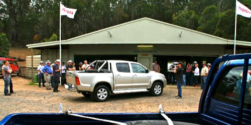 willowglen 4wd property