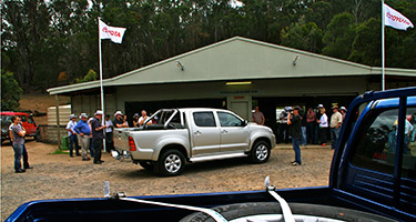 willowglen 4wd club property for members