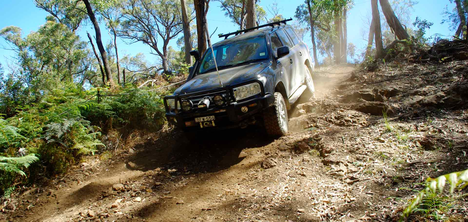 Toyota Land Cruiser Club of Australia - 4WD Club in Sydney NSW