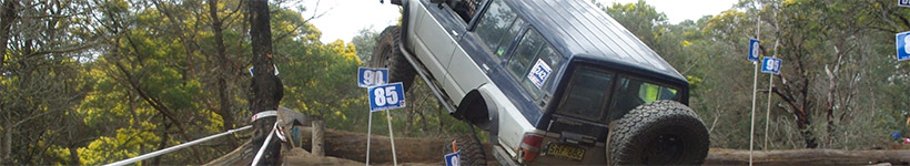 willowglen challenge 4wd competition event results